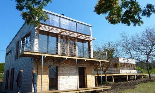 Maison passive Beg Leguer Commune de Lannion