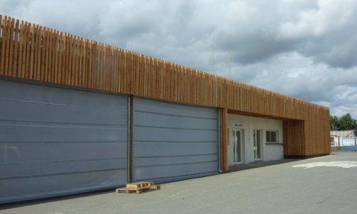 Relooking bâtiment autour de Guingamp